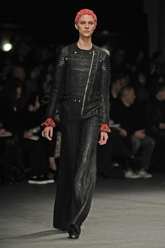 PARIS FASHION WEEK- Givenchy Fall 2013. www.imageamplified.com, Image Amplified (4)