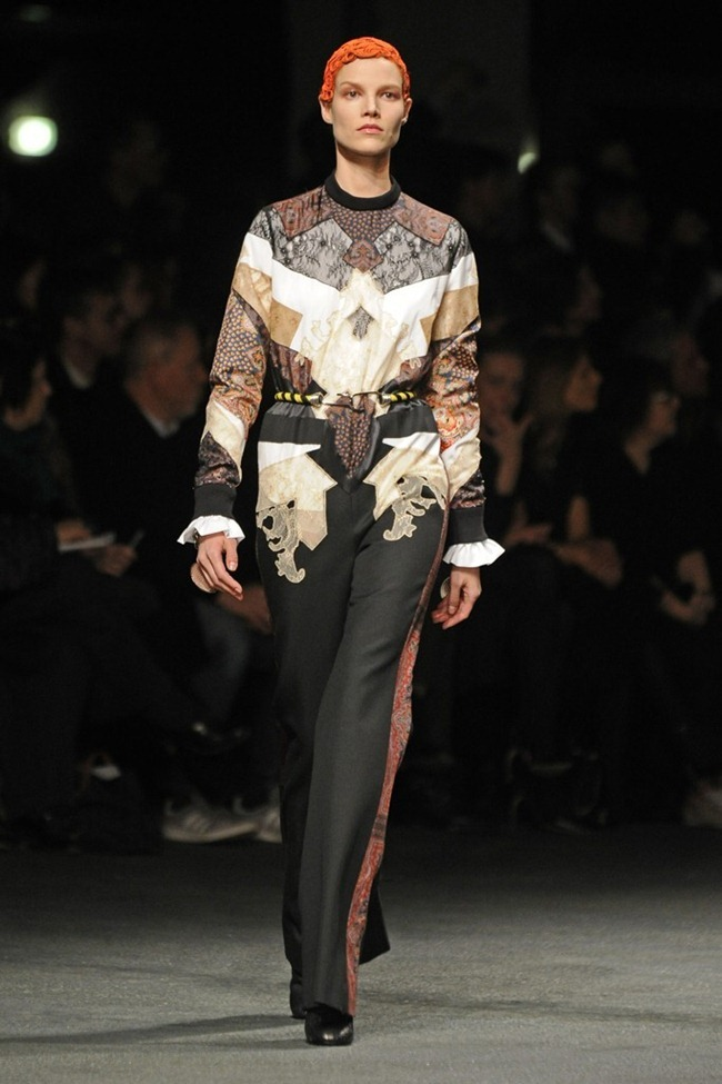 PARIS FASHION WEEK- Givenchy Fall 2013. www.imageamplified.com, Image Amplified (45)