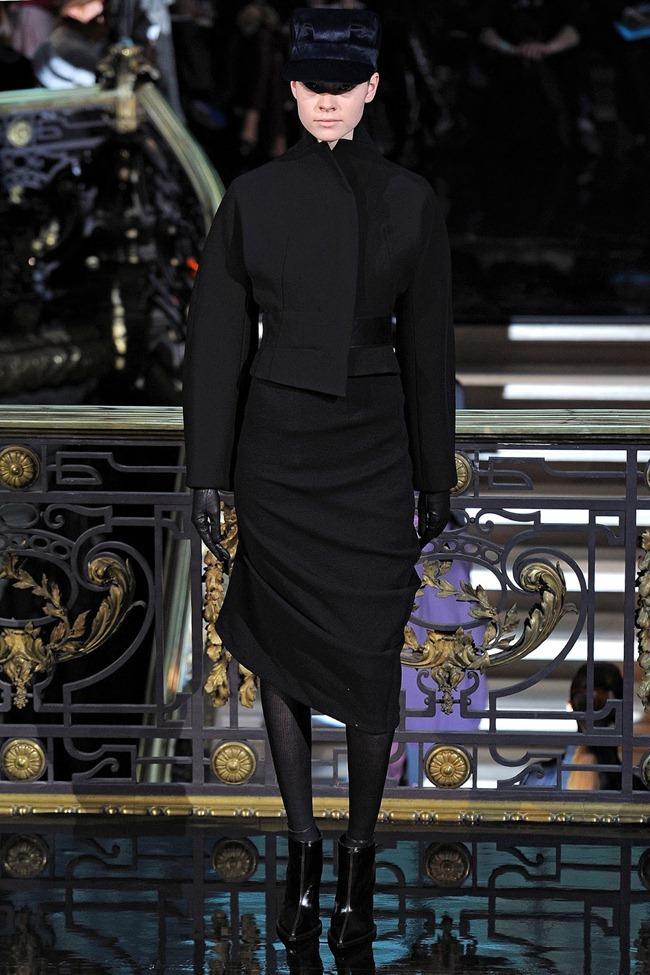 PARIS FASHION WEEK- John Galliano Fall 2013. www.imageamplified.com, Image Amplified (5)