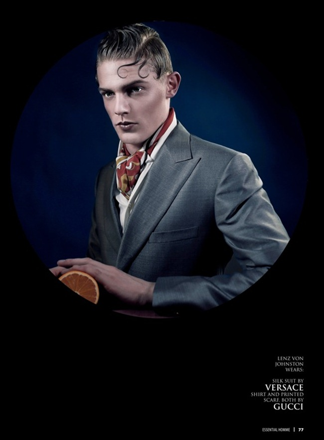 ESSENTIAL HOMME- Saveurs des Hommes by Giovanni Squatriti. Gioele Panedda, www.imageamplified.com, IMage Amplified (2)