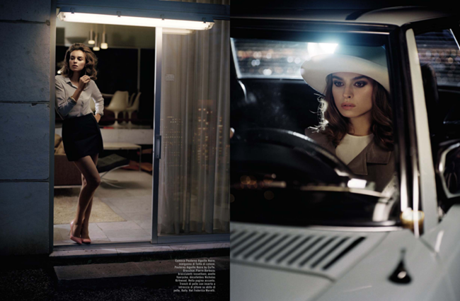 VOGUE ITALIA- Kasia Smutniak by Vincent Peters. March 2013, www.imageamplified.com, Image Amplified (9)
