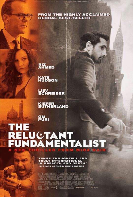 CINEMA SCAPE: The Reluctant Fundamentalist starring Kate Hudson, Liev Schreiber & Kiefer Sutherland. In Theaters April 26, 2013. Www.imageamplified.com, Image Amplified