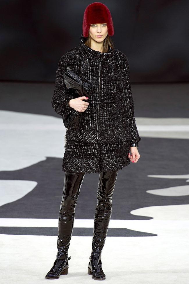 PARIS FASHION WEEK- Chanel Fall 2013. www.imageamplified.com, Image Amplified (16)