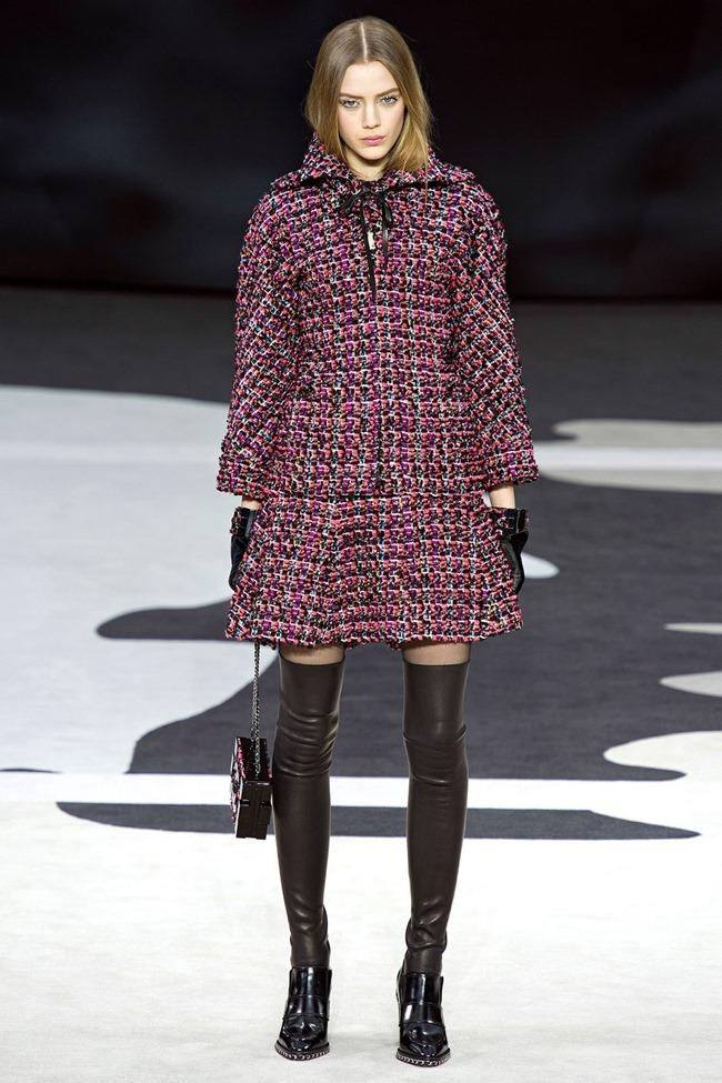 PARIS FASHION WEEK- Chanel Fall 2013. www.imageamplified.com, Image Amplified (24)