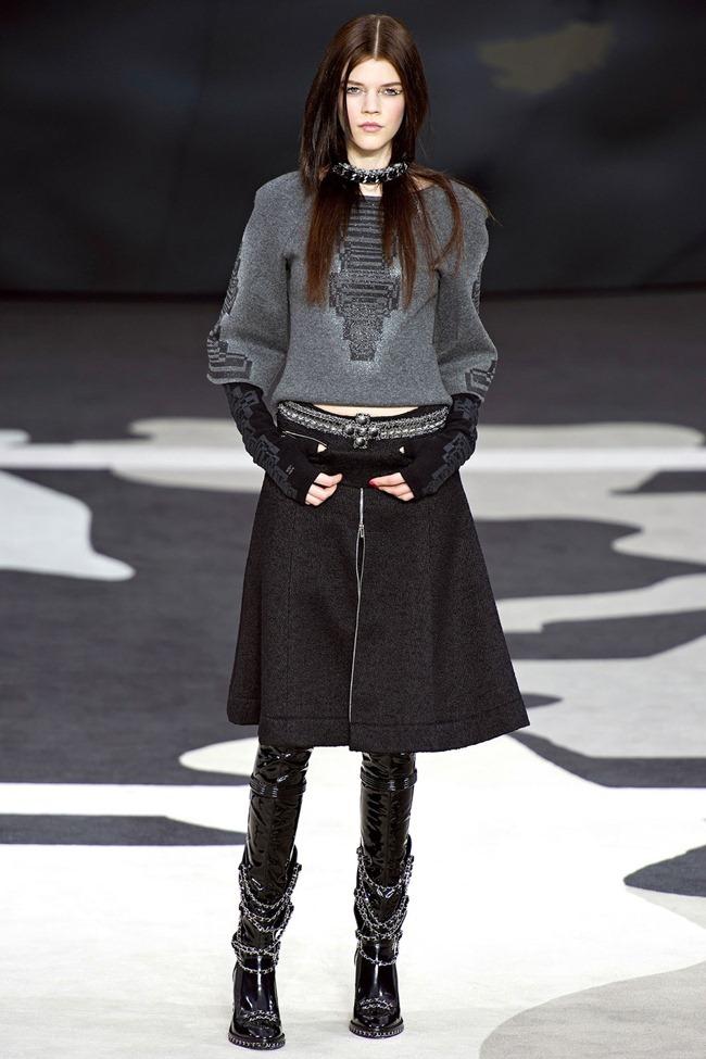 PARIS FASHION WEEK- Chanel Fall 2013. www.imageamplified.com, Image Amplified (43)