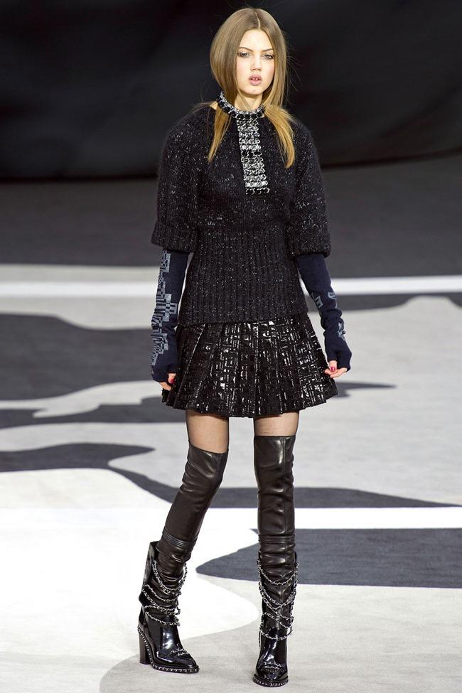 PARIS FASHION WEEK- Chanel Fall 2013. www.imageamplified.com, Image Amplified (56)