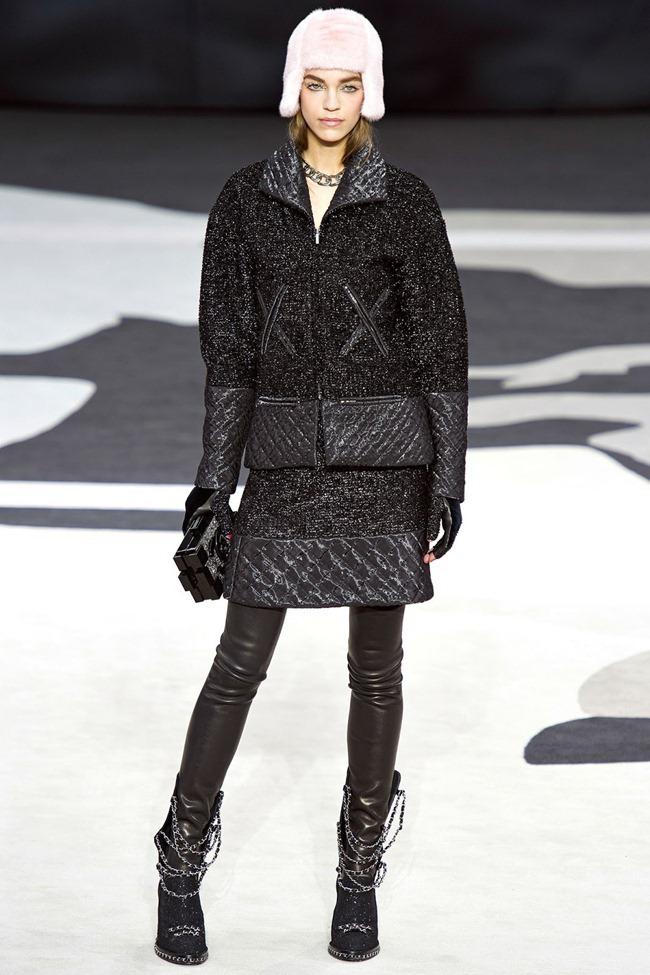 PARIS FASHION WEEK- Chanel Fall 2013. www.imag eamplified.com, Image Amplified (57)