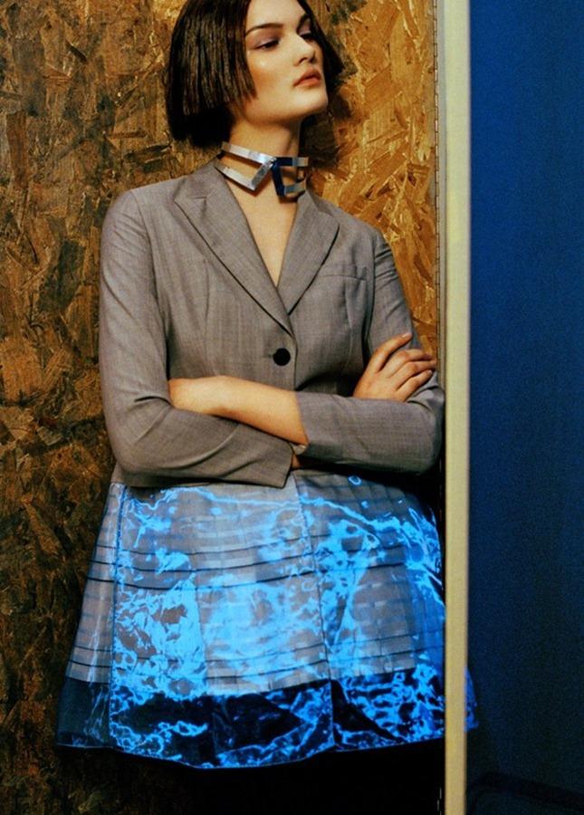 TANK MAGAZINE- Kirsi Pyrhonen by Jeff Hahn. Spring 2013, Nobuko Tannawa, www.imageamplified.com, Image Amplified