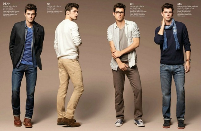 CAMPAIGN- Sean O'Pry for Lucky Brand Spring 2013. www.imageamplified.com, Image Amplified (7)