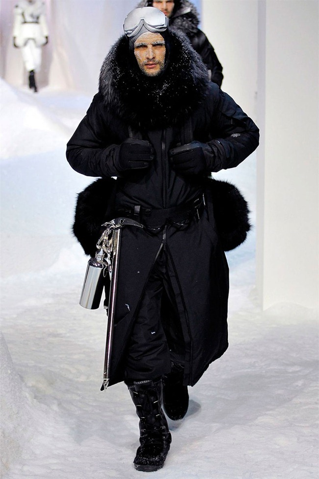 PARIS FASHION WEEK- Moncler Gamme Rouge Fall 2013. www.imageamplified.com, Image Amplified (8)