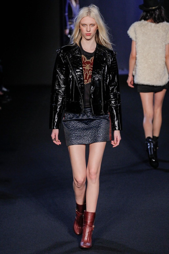 PARIS FASHION WEEK- Zadig & Voltaire Fall 2013, www.imageamplified.com, Image Amplified (9)