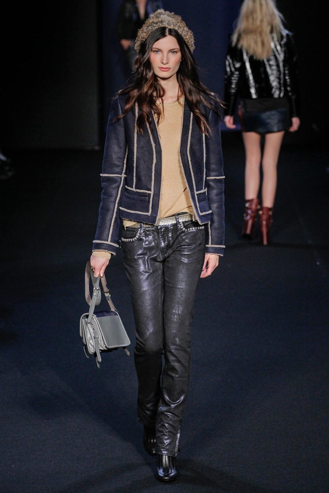 PARIS FASHION WEEK- Zadig & Voltaire Fall 2013, www.imageamplified.com, Image Amplified (10)