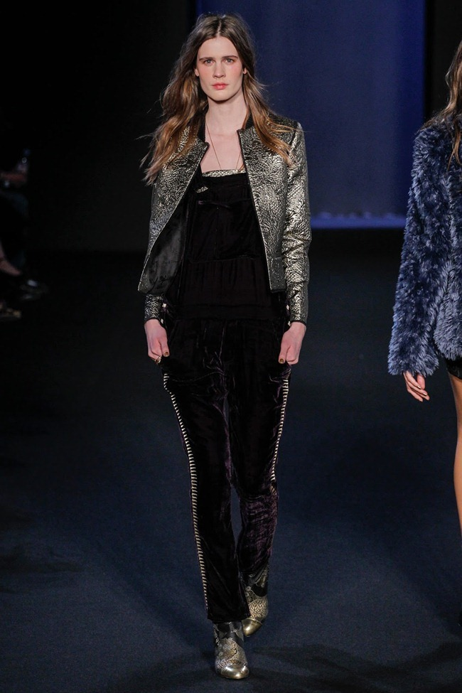 PARIS FASHION WEEK- Zadig & Voltaire Fall 2013, www.imageamplified.com, Image Amplified (15)