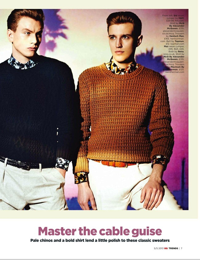 GQ UK- The New Style Commandments by Chad Pickard & Paul McLean. Jessica Punter, www.imageamplified.com, Image Amplified (4)