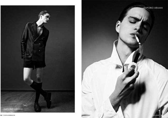 ESSENTIAL HOMME- Robert Laby by Sebastian Sabal-Bruce. Ana De Gregorio, April 2013, www.imageamplified.com, Image Amplified (2)