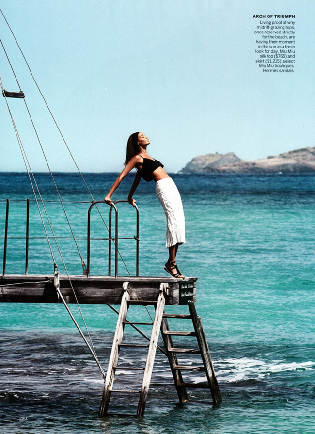 VOGUE MAGAZINE- Joan Smalls in Smooth Sailing by Patrick Demarchelier. Tonne Goodman, April 2013, www.imageamplified.com, Image Amplified (9)