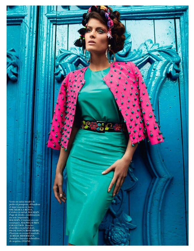 VOGUE PARIS- Isabeli Fontana in Inca by Mario Testino. Emmanuelle Alt, April 2013, www.imageamplified.com, Image Amplified (20)