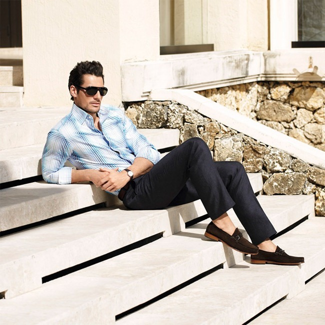 CAMPAIGN- David Gandy for Marks & Spencer's Colezzione Collection by Arnaldo Anaya Lucca. David Nolan, www.imageamplified.com, Image Amplified (2)