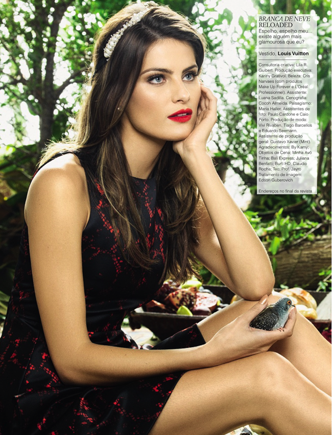 GLAMOUR BRAZIL- Isabeli Fontana by Henrique Gendre. April 2013, www.imageamplified.com, Image Amplified (3)