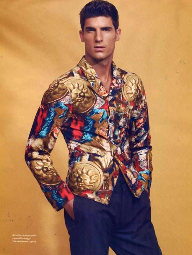 MEN'S HEALTH BEST FASHION- Ryan Barrett in El Hombre Dibujado by Edu Garcia. Gerard Sole, www.imageamplified.com, Image Amplified (3)