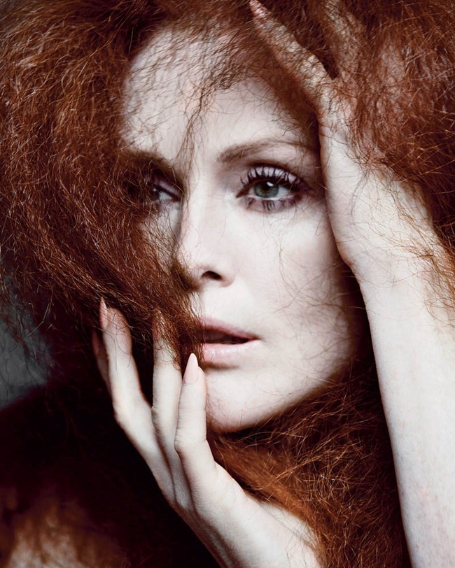T STYLE MAGAZINE- Julianne Moore in The Fairest of Them All by INez & Vinoodh. Joe McKenna, www.imageamplified.com, Image Amplified (2)