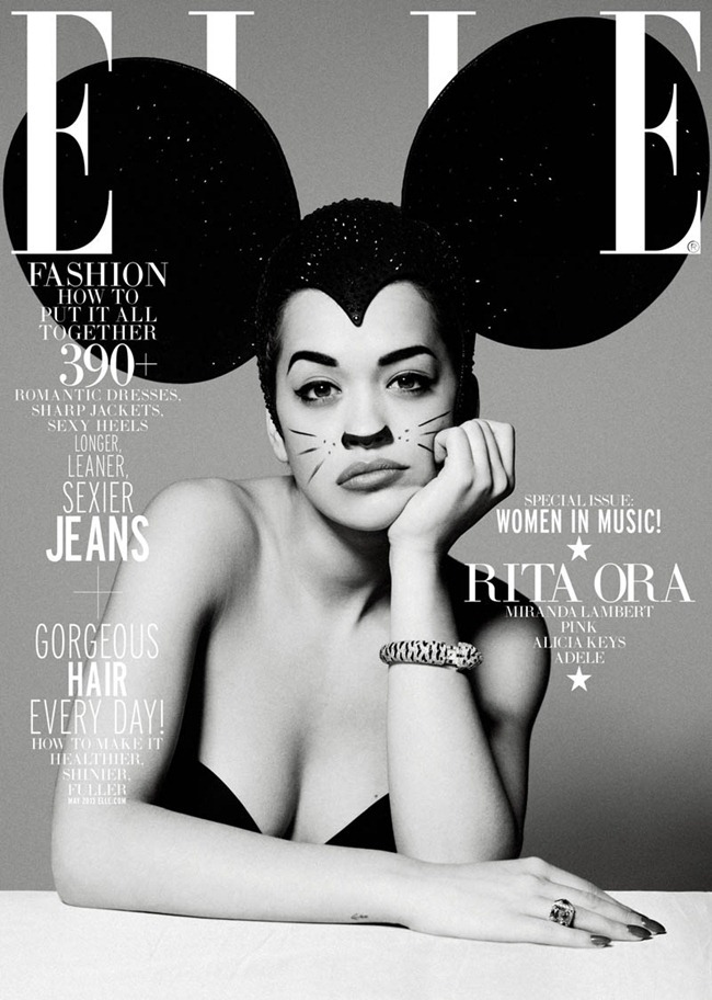 ELLE MAGAZINE- Rita Ora in Women in Music by Thomas Whiteside. May 2013, www.imageamplified.com, Image Amplified (4)