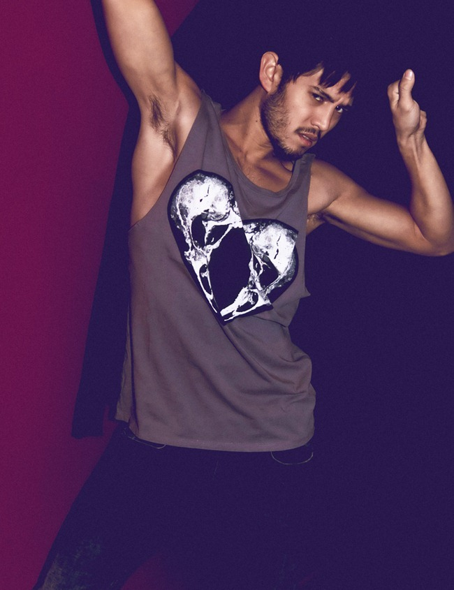 PREVIEW- Michael for IA Privee #3 by Troy Wise. Rick Guzman, Spring 2013, www.imageamplified.com, Image Amplified (1)