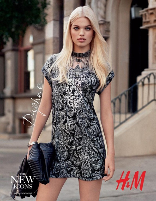CAMPAIGN- Daphne Groenveld, Joan Smalls, Lindsey Wixson & Liu Wen for H&M The New Icons 2013 by Alasdair LcLellan. www.imageamplified.com, Image Amplified (1)