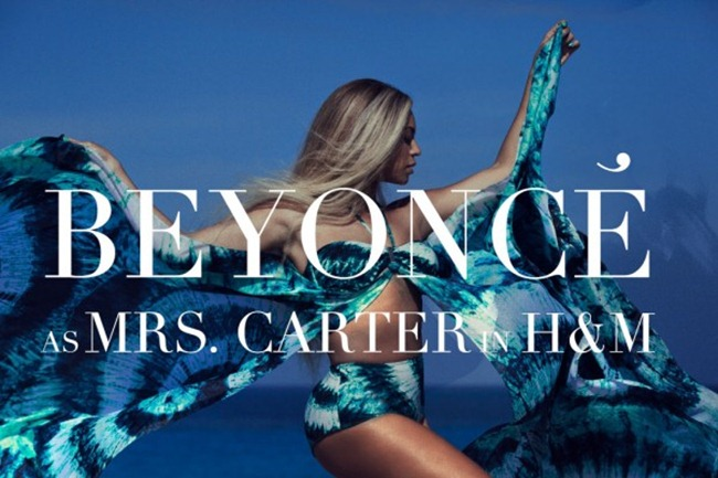 FASHION VIDEO- Standing on the Sun by Beyonce as Mrs. Carter in H&M Summer 2013 Directed by Jonas Akerlund. www.imageamplified.com, Image Amplified (3)