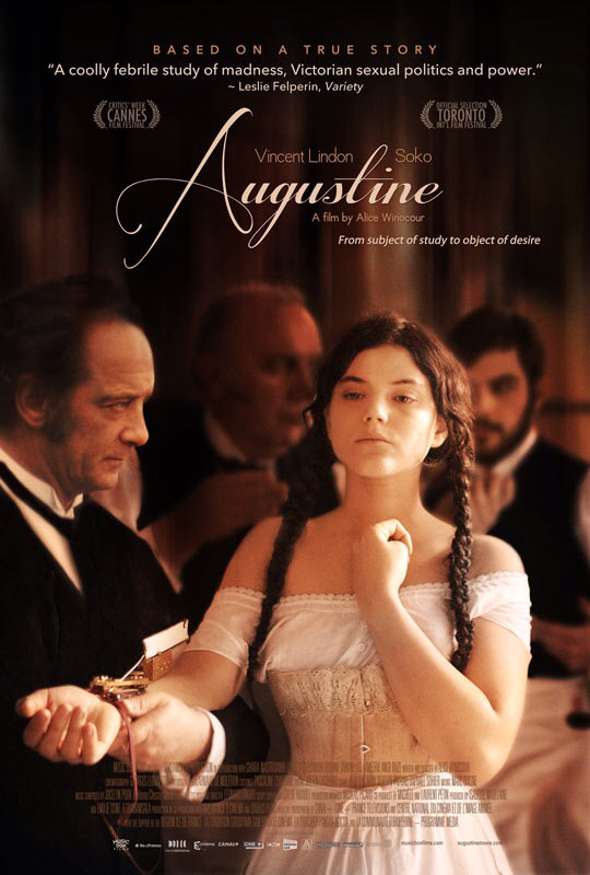 CINEMA SCAPE: Augustine by Alice Winocour. In Theaters May 17, 2013