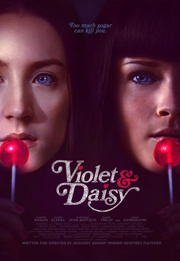 CINEMA SCAPE: Violet & Daisy by Geoffrey Fletcher Starring Saoirse Ronan & Alexis Bledel. In Theaters June 7, 2013