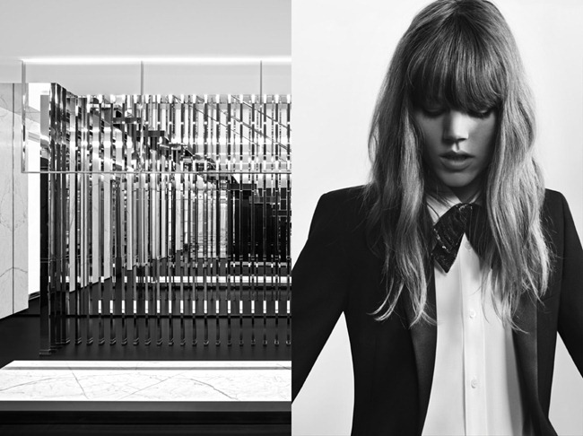 CAMPAIGN- Freja Beha Erichsen for Saint Laurent Pre-Fall 2013 by Hedi Slimane. www.imageamplified.com, Image Amplified (5)