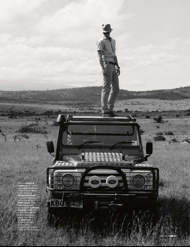 GQ UK- Samuel Tingman in Wild Style by Jo Levin. David Goldman, May 2013, www.imageamplified.com, Image Amplified (11)
