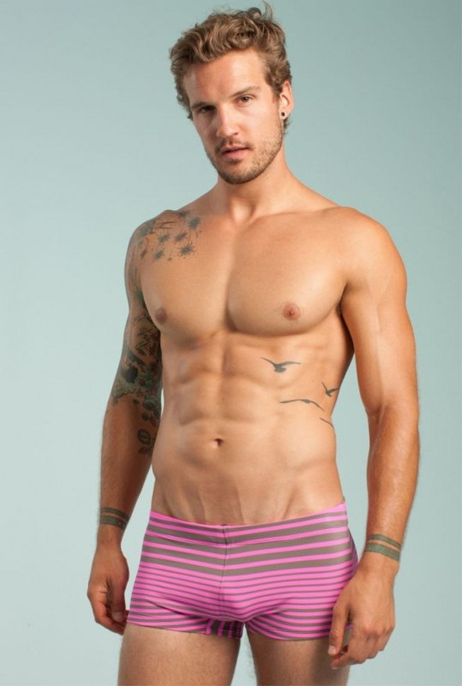 CAMPAIGN- Parker Hurley for Mr. Turk Swimwear 2013. www.imageamplified.com, Image Amplified
