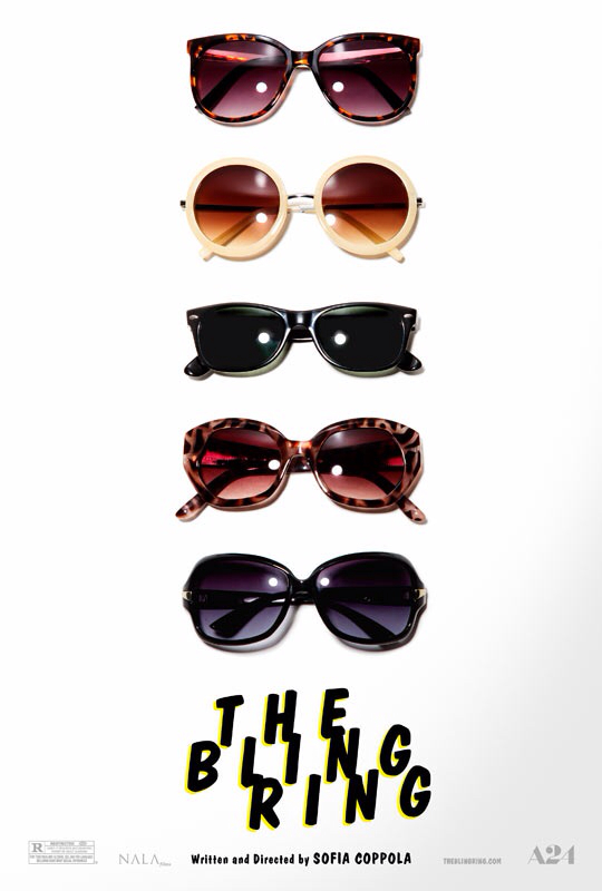 CINEMA SCAPE: The Bling Ring by Sofia Coppola Starring Emma Watson. In Theaters June 14, 2013