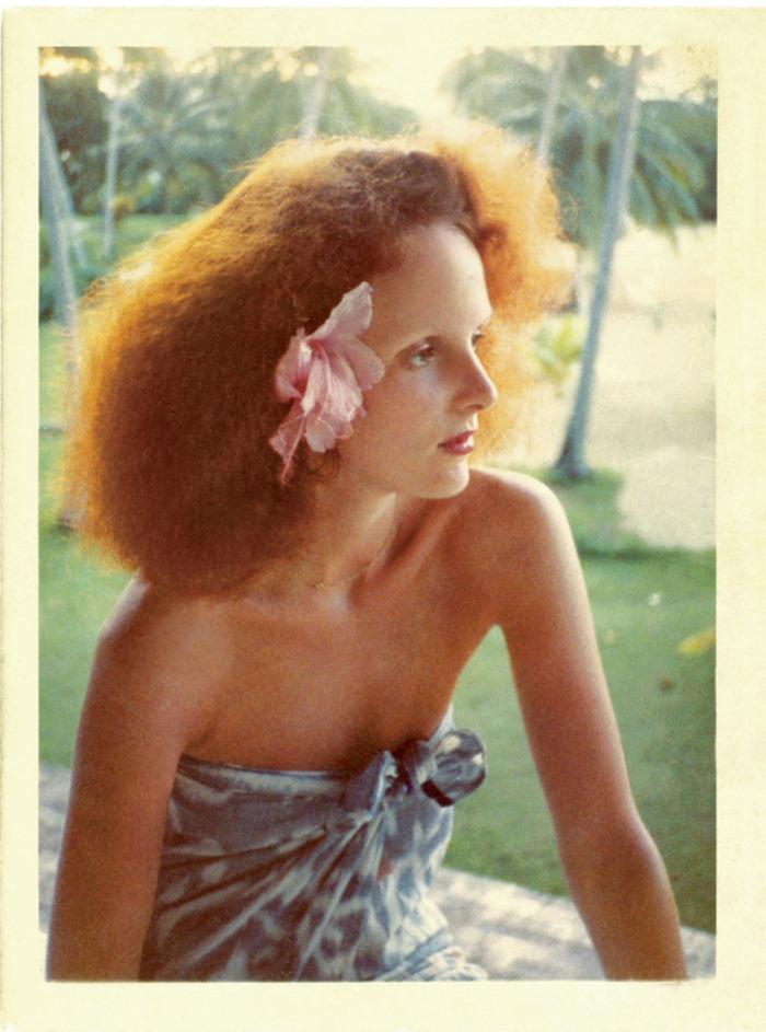 WE ♥ GRACE CODDINGTON- Grace Coddingtonin Jamaica, 1975 by Norman Parkinson. www.imageampilfied.com, Image Amplified