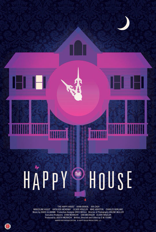 CINEMA SCAPE: The Happy House by D.W. Young. In Theaters May 3, 2013