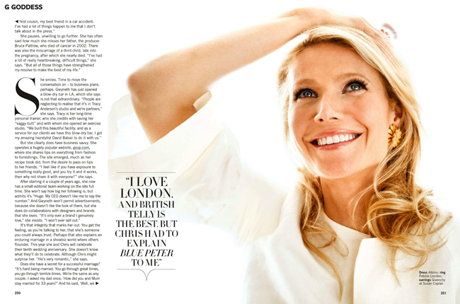 GLAMOUR UK- Gwyneth Paltrow in Gyneth's Good To Go by Coliena Rentmeester. Charlotte-Anne Fidler, June 2013, www.imageamplified.com, Image Amplified (5)