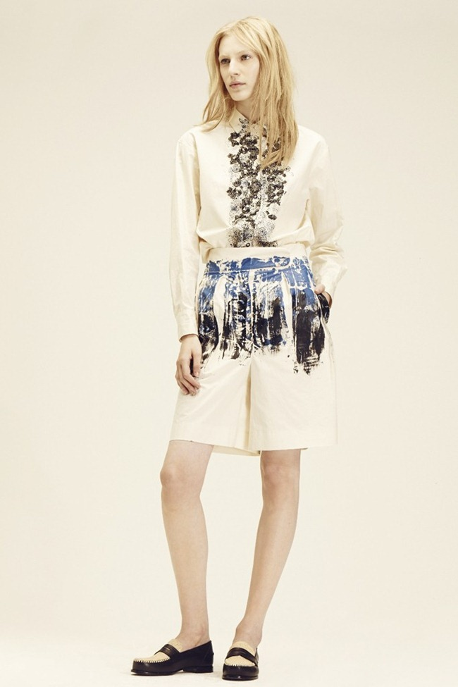 COLLECTION- Bottega Veneta Resort 2014. www.imageamplified.com, Image Amplified (3)