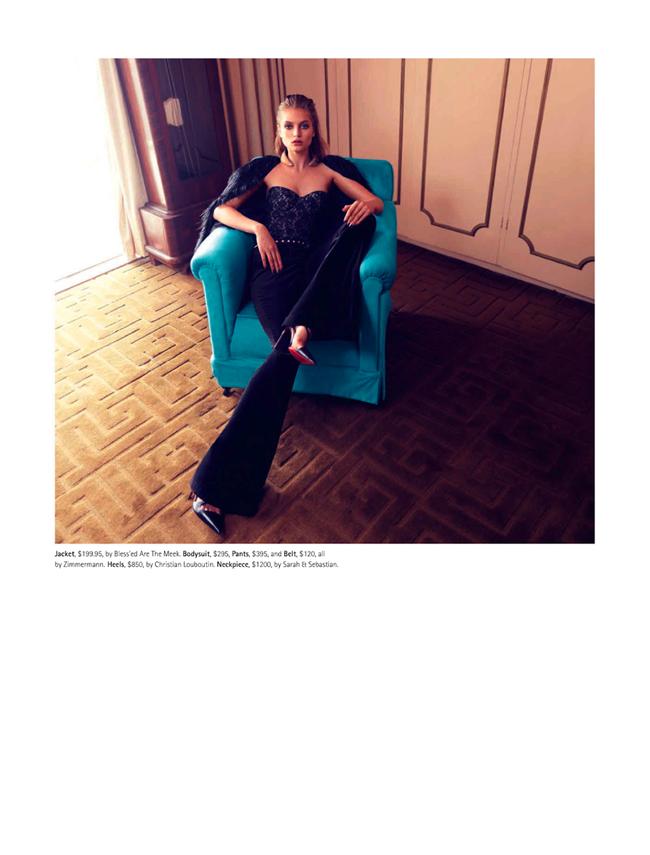 MADISON MAGAZINE- Svetlana Zakharova in Pretty Poison by Georges Antoni. Nicole Bonython-Hines, May 2013, www.imageamplified.com, Image Amplified (2)