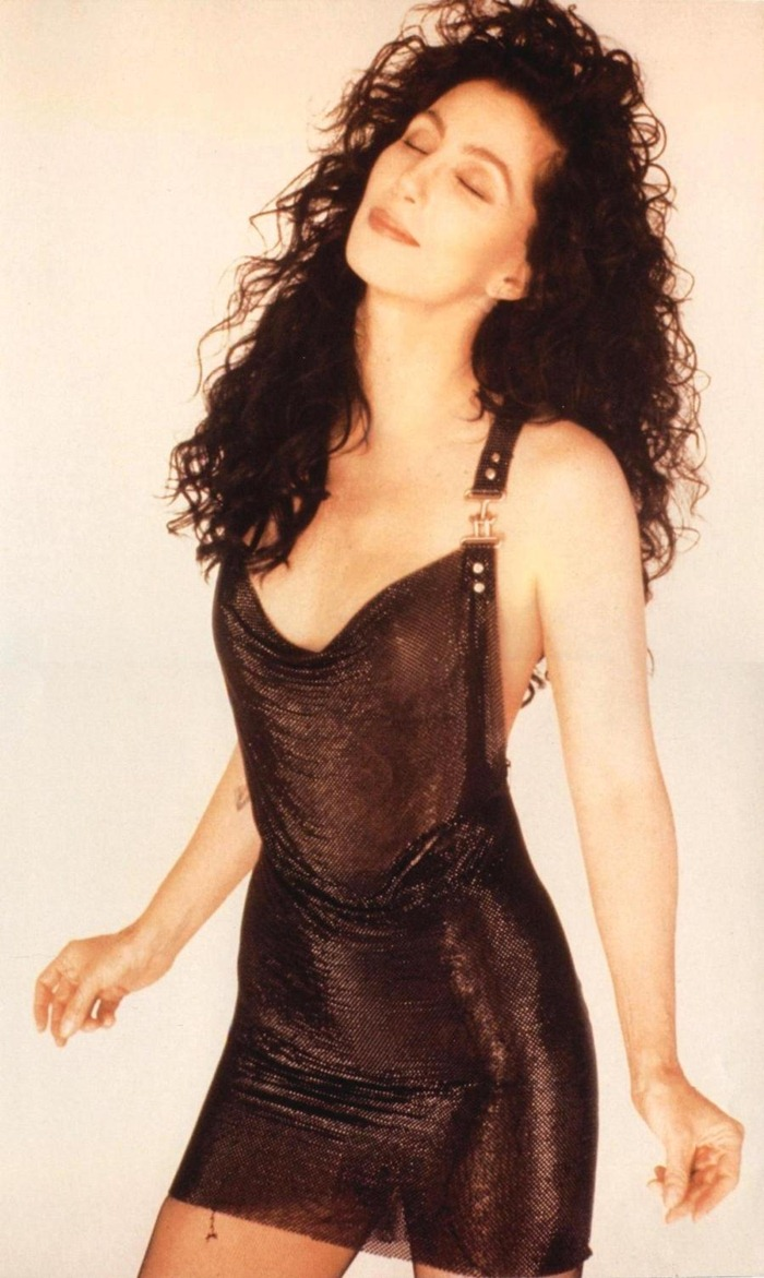 We cher cher in heart of stone tour book 1989 image amplified