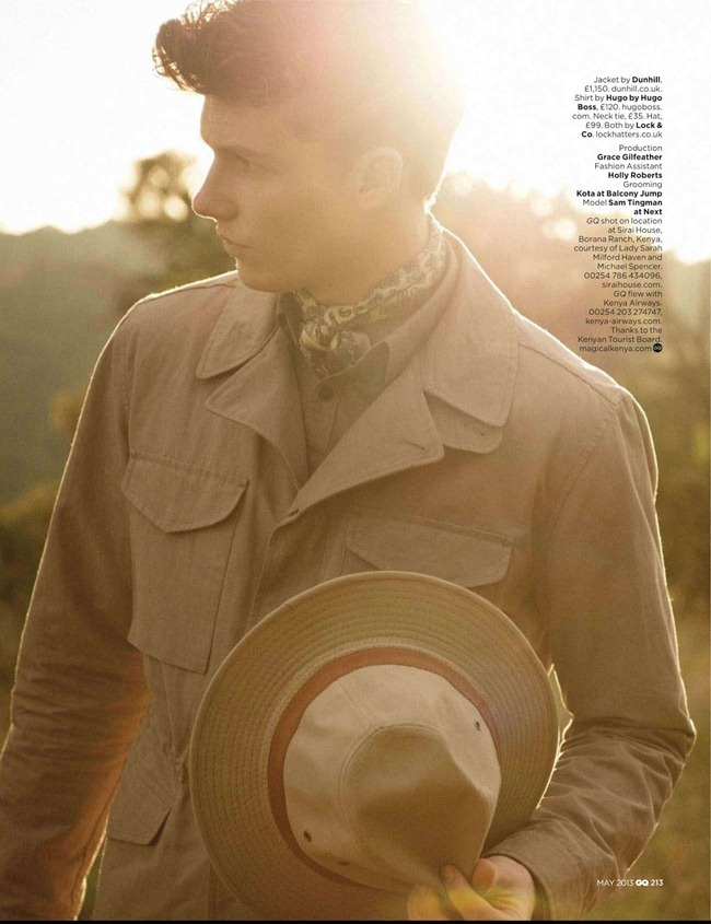 GQ UK- Samuel Tingman in Wild Style by Jo Levin. David Goldman, May 2013, www.imageamplified.com, Image Amplified (13)