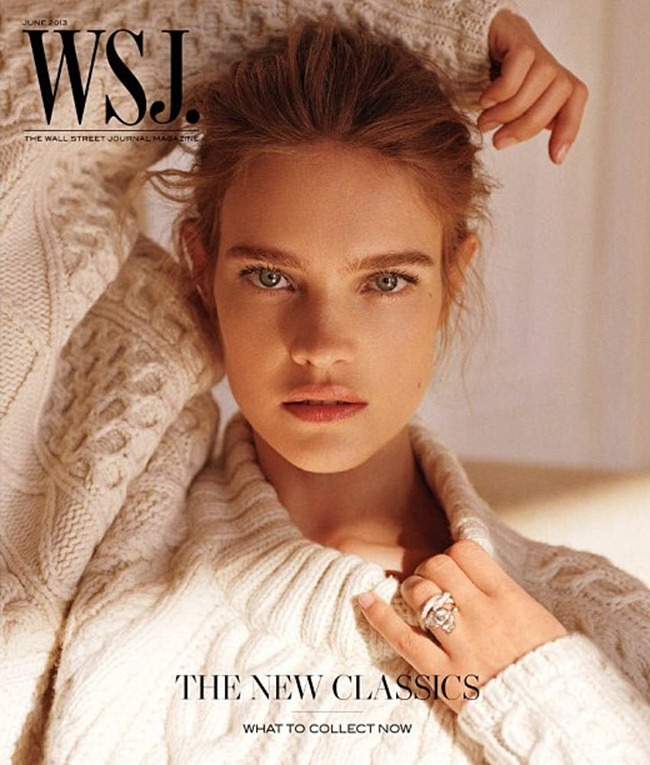 WSJ MAGAZINE- Natalia Vodianova in Super Woman by Alasdair McLellan. Anastasia Barbieri, June 2013, www.imageamplified.com, Image Amplified (2)