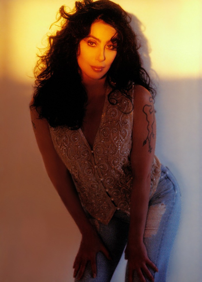 WE ♥ CHER- Cher in 1990 by Herb Ritts. www.imageampilfied.com, Image Amplified (11)