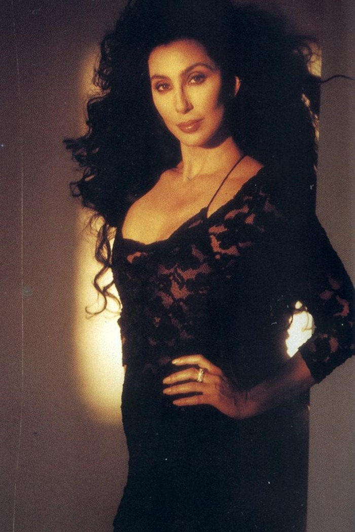 WE ♥ CHER- Cher in 1990 by Herb Ritts. www.imageampilfied.com, Image Amplified (6)