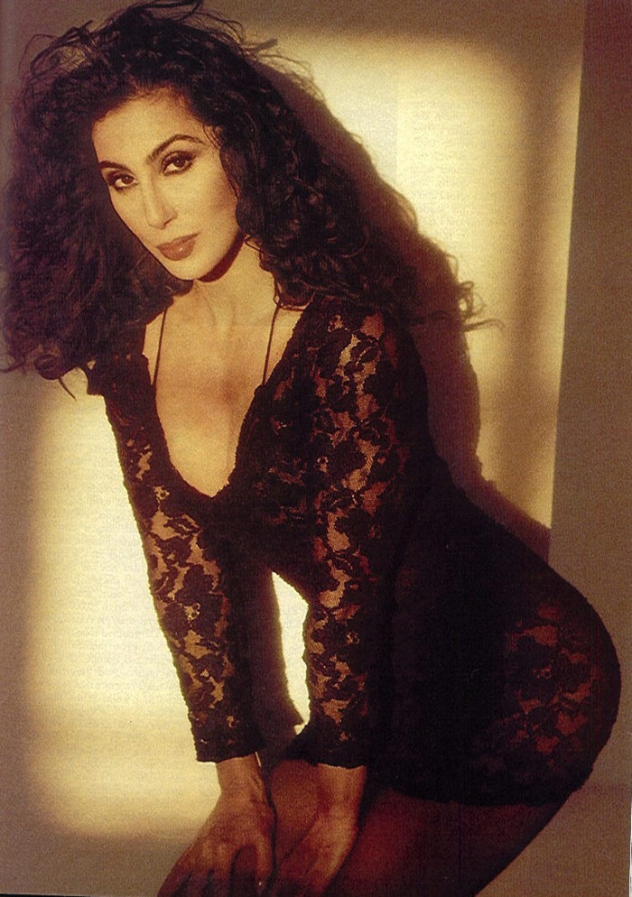 WE ♥ CHER- Cher in 1990 by Herb Ritts. www.imageampilfied.com, Image Amplified (7)