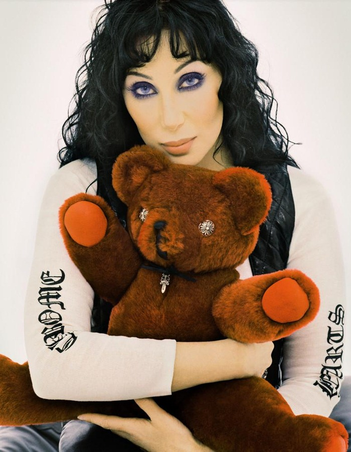 WE ♥ CHER- Cher in 2000. www.imageampilfied.com, Image Amplified (2)