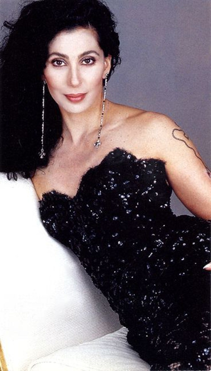 WE ♥ CHER- Cher in Vanity Fair, November 1990 by Herb Ritts. www.imageampilfied.com, Image Amplified (2)