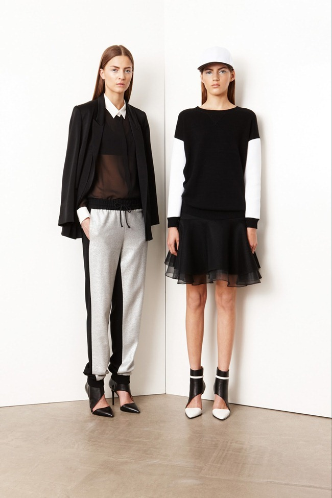 COLLECTION- Valery Kaufman & Emeline Ghesquiere for DKNY Resort 2014. www.imageamplified.com, Image Amplified   (7)