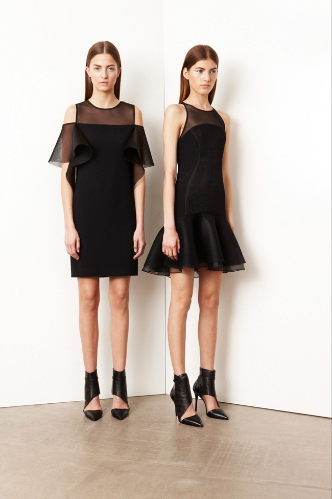 COLLECTION- Valery Kaufman & Emeline Ghesquiere for DKNY Resort 2014. www.imageamplified.com, Image Amplified   (9)